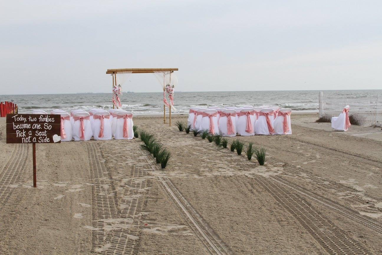 Beach Event Area