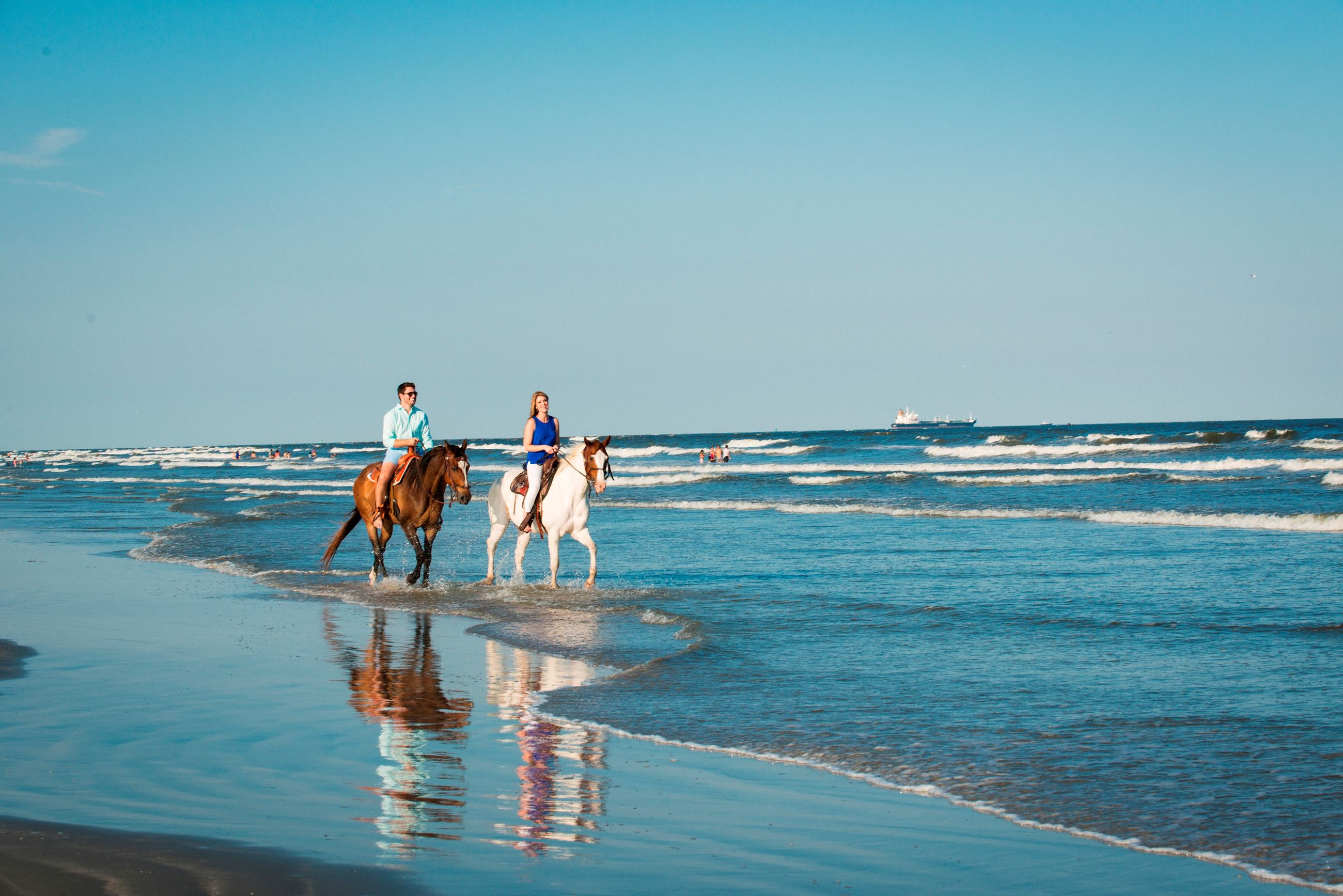 East Beach Horseback Riding